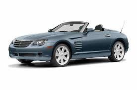 2006 chrysler crossfire limited 2dr roadster specs and prices