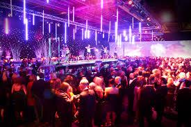 bar entertainment at christmas party world 2013 at the nec