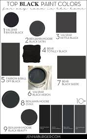 Black And White Living Room Ideas by Best 10 Black Painted Walls Ideas On Pinterest Hallway Paint