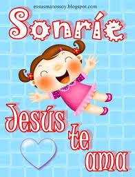 ver imagenes jesus te ama en sus manos soy gráficas cristianas