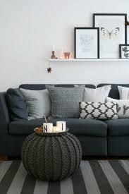 wohnzimmer ideen grau graue sofas ideen für dein wohnzimmer