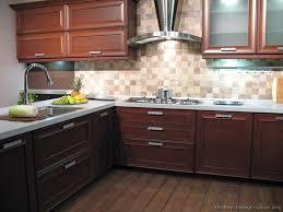 Dark Wood Kitchen Cabinets Image Photo Album Dark Wood Cabinets - Dark wood kitchen cabinets