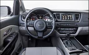 Interior Kia Sedona 2018 Kia Sedona Sx Release Date And Redesign Kia Cars Reviews