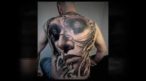 the best back tattoos for