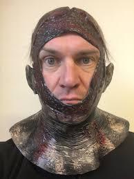 rotting bloody hood vs jason mask latex halloween horror vii fancy