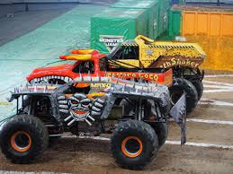 scooby doo monster truck video monster jam roaring fun in singapore mums and babies