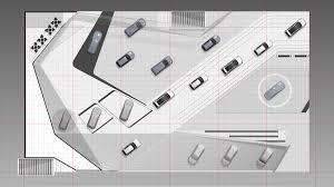 hyundai ami leipzig concept on behance car showroom pinterest