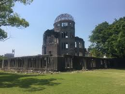 hiroshima then and now grabbing life by the balls