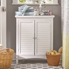 Bathrooms With Storage Excellent Bathroom Storage Cabinet With Drawers Free Standing