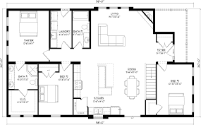 Double Master Bedroom Floor Plans Gray Modular Home Floor Plan Custom Modular Homes Northstar