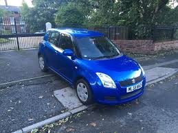 2009 suzuki swift gl 1 3 petrol hatchback manual 12mot full