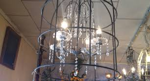 How To Make A Birdcage Chandelier Chandelier Beautiful Chandeliers Wrought Iron Chandelier