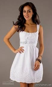 white summer dresses casual white summer dresses 2016 2017 b2b fashion