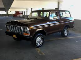 2015 Ford Bronco For Sale Vintage Mudder Reviews Of Classic 4x4s For Sale Page 7 Of 9