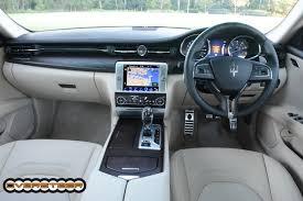 maserati quattroporte interior first drive maserati quattroporte oversteer
