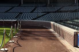 cubs get ok to move wall behind home plate chicago tribune