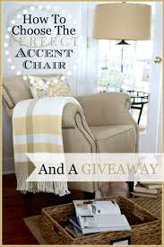 how to choose a couch how to choose the perfect accent chair and a giveaway
