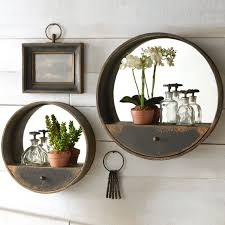 Wall Shelves Ideas by Stand Out Mirror Shelf Ideas For Your Home Trends4us Com