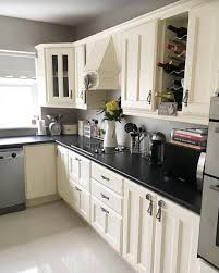 painting kitchen cabinets frenchic reloved kitchen units bench