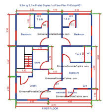 house plans free duplex house plans free 6855