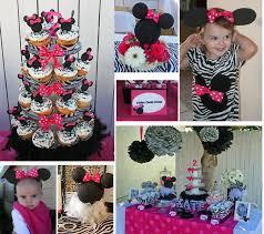 minnie mouse zebra party ideas minnie mouse birthday finley