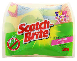 scotch brite light duty boon supermarket scotch brite light duty scrub sponge 1s