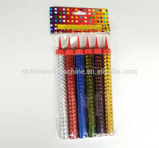 party candles fireworks cold fireworks cake birthday candles firework indoor stage