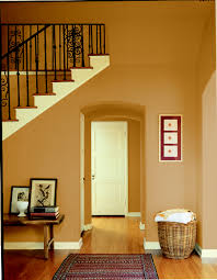 Living Room Colors Oak Trim Dunn Edwards Paints Paint Colors Wall Warm Butterscotch De6151