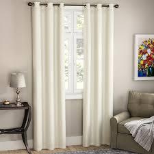 Blackout Curtain Panels With Grommets Alcott Hill Edison Solid Blackout Grommet Curtain Panels U0026 Reviews