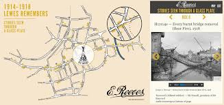 reeves archive explore lewes exhibition trail through our