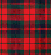 Red Plaid Upholstery Fabric Fraser Red Modern 16oz Twill Weave 100 Wool Upholstery Fabric