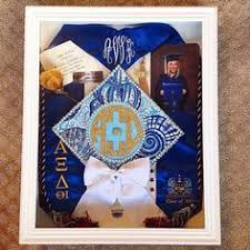 graduation shadow box cap and gown college graduation shadow box featuring cap gown cords alma