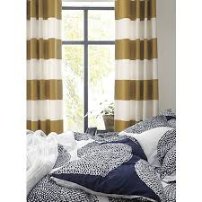 Gold Striped Curtains Endearing Gold Striped Curtains And Best 25 Gold Curtains Ideas On