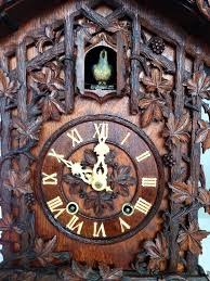 Antique Cuckoo Clock Pin By Gary H On Antique Black Forest Clocks Pinterest