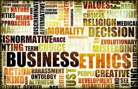 ethical issues in marketing ethics organization levels system examples model company