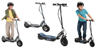 put a top rated razor electric scooter under the tree this year