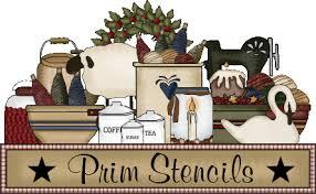 primitive stencils by prim stencils