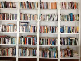 great pictures of book shelves featuring book storage in white