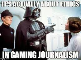 Journalism Meme - actually it s about ethics know your meme
