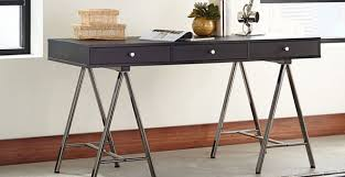 Office Desk With Cabinets Home Office Furniture