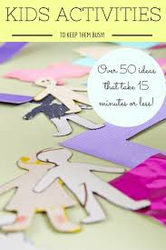 271 best fun for kids images on pinterest craft activities
