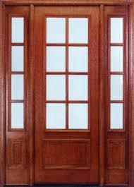 Door Styles Exterior Wood Exterior Door Handballtunisie Org