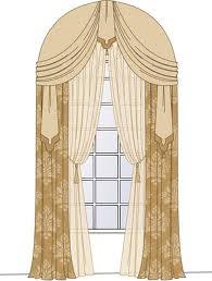 Arch Window Curtains Legacy Interior Design Part 2