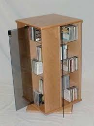 Oak Dvd Storage Cabinet Cd Storage Cabinet With Doors Foter