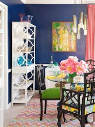 look how great these bright colors go with navy navy blue goes so