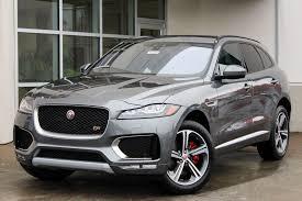 jaguar f pace grey new 2018 jaguar f pace s sport utility in bellevue 90258 jaguar