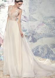 two color wedding dress us 239 99 a line bateau neckline sleeves satin chapel