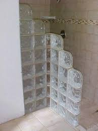 glass block designs for bathrooms glass block shower designs ewdinteriors