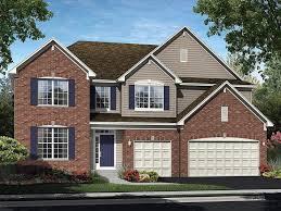 Fox Ridge Homes Floor Plans by New Haven Floor Plan In Windett Ridge Calatlantic Homes