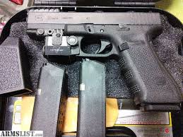 laser light combo for glock 22 armslist for sale glock 22 gen 4 nib veridian laser light